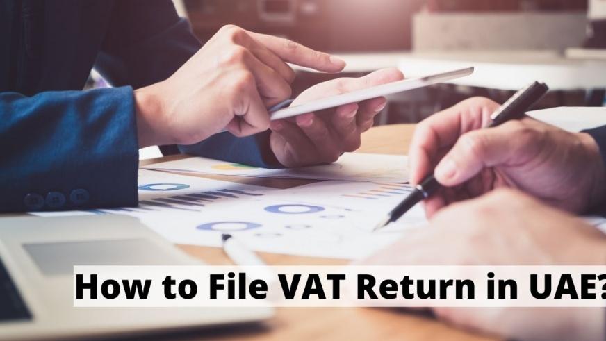 vat return filing uae