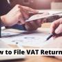 How to file VAT return in UAE?